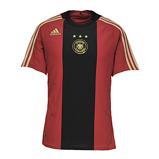 Germany 08-09 away jersey