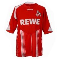 Neue FC Cologne heim trikot 2009-10 fussball