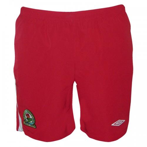 New Blackburn Rovers away shorts 2009-10