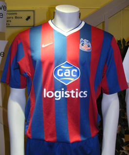 New CPFC home shirt 2009-10