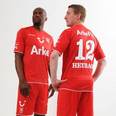 Twente Enschede 2009-10 home shirt
