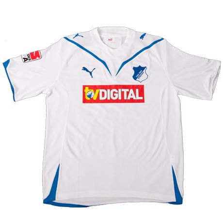 New TSG 1899 Hoffenheim away jersey 2009-10