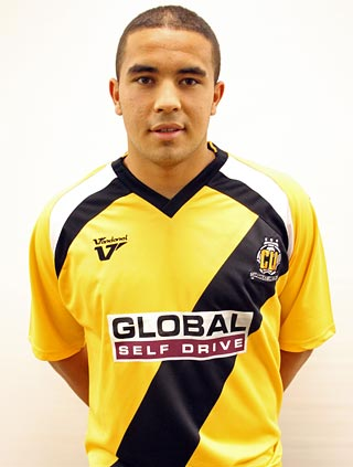 Cambridge United 2009-10 home shirt