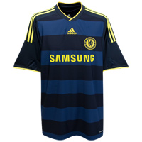 New Chelsea FC 2009-10 Away Jersey