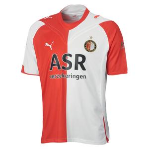 Feyenoord home shirt thuisshirt 2009-10