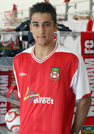 New Wrexham AFC Home Shirt