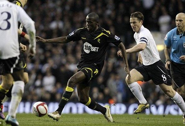 Bolton Tottenham FA Cup Muamba