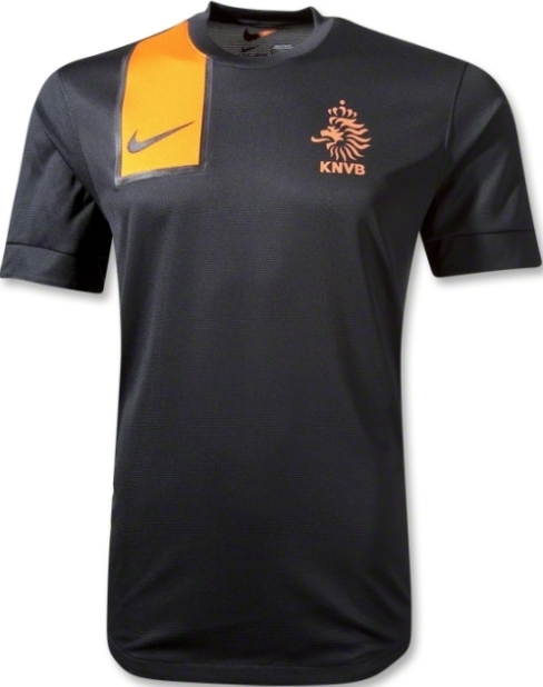 Holland Away Euro 2012 Shirt