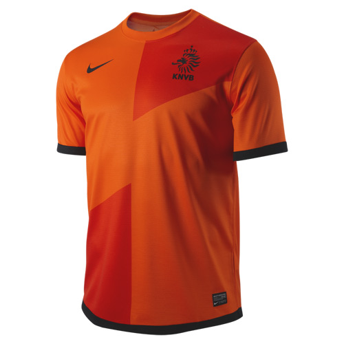 Netherlands Home Euro 2012 Kit