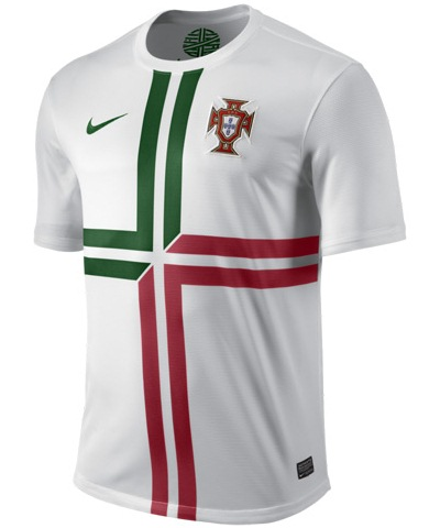 Portugal Away Euro 2012 Shirt