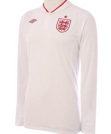 Umbro England Euro 2012 Shirt