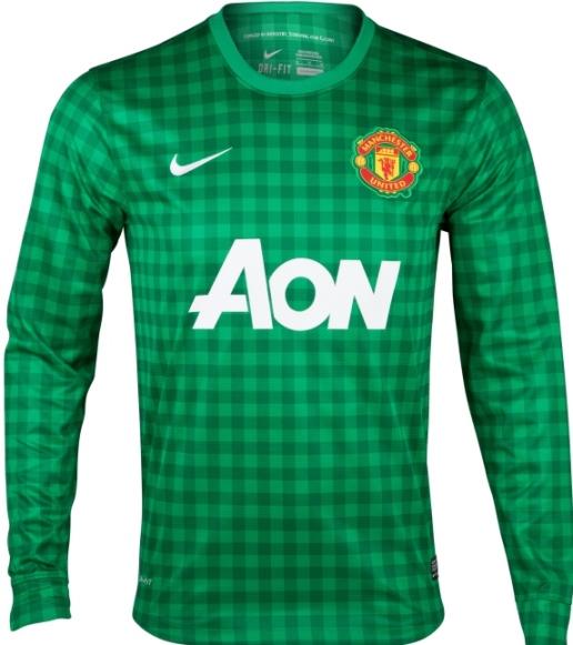 David de Gea MUFC Jersey