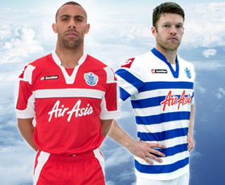 QPR New Kit 2012-13
