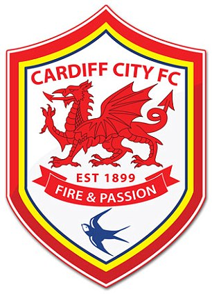 Cardiff City New Badge 2013