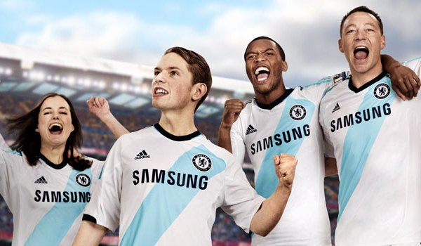 Chelsea New Away Kit 2012-2013