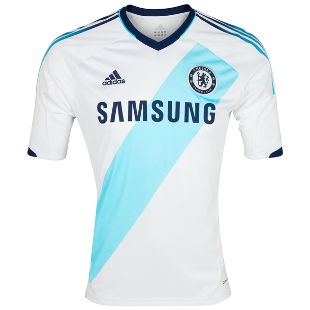 Chelsea New Shirt 2012-13