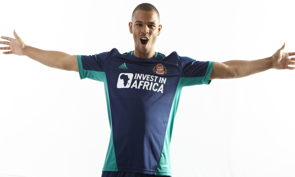 Invest in Africa SAFC Shirt