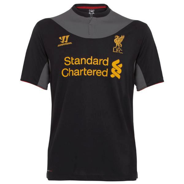 Liverpool Away Shirt 2013