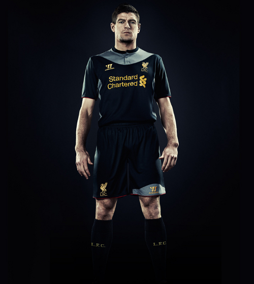 Liverpool New Away Kit 2012-13