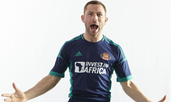 New Sunderland Away Shirt 2012-13