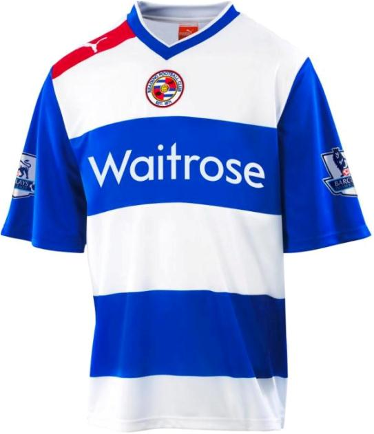 Reading FC New Kit 2012-13