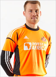 Sunderland Goalie Kit