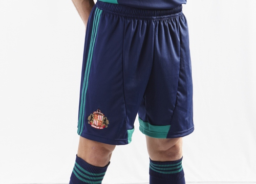 Sunderland New Adidas Kit 2013 Shorts Socks