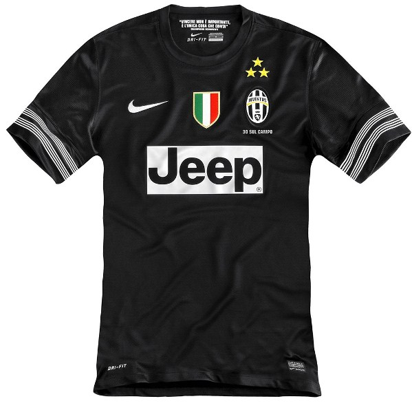 Juventus New Kit 2013