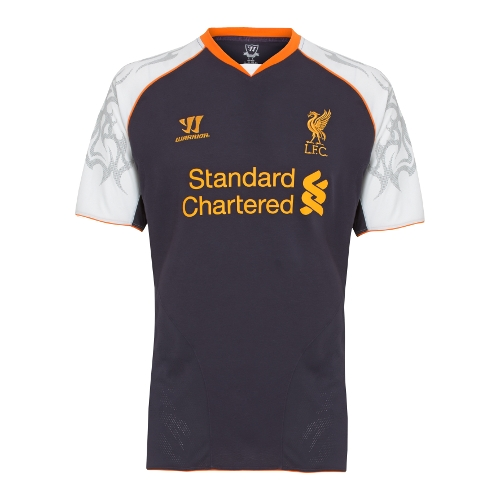 Liverpool New Third Kit 2012-13