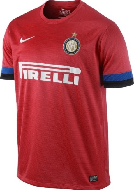 Red Inter Milan Shirt