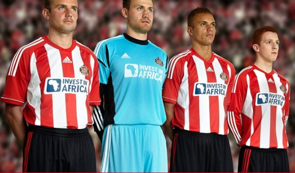 New SAFC Home Shirt 12/13