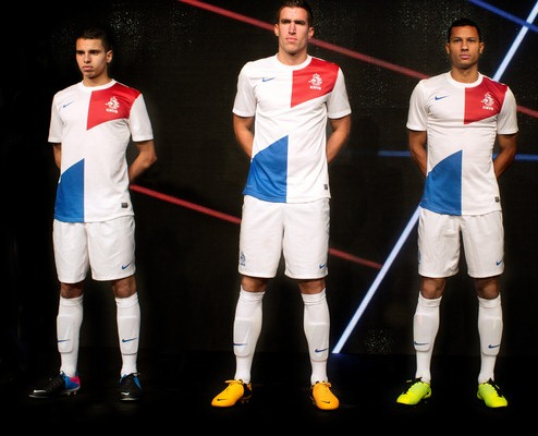 Holland New Kit 2013