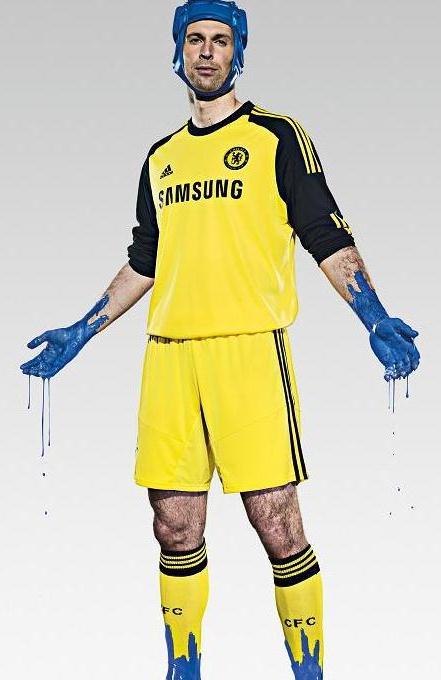 Petr Cech Chelsea GK Kit 2014