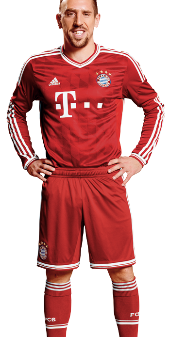 Bayern New Kit 2014