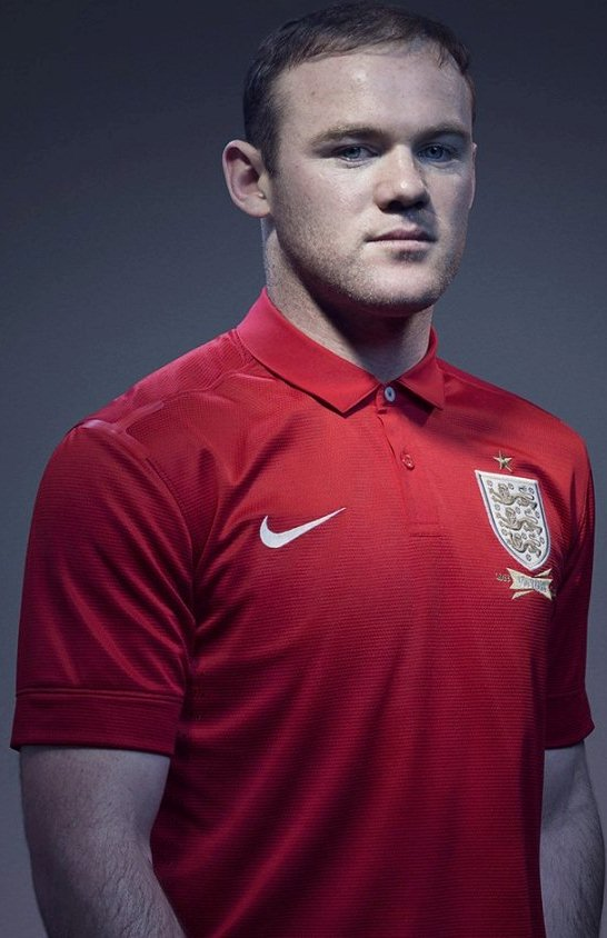 England New Away Kit 2013 14