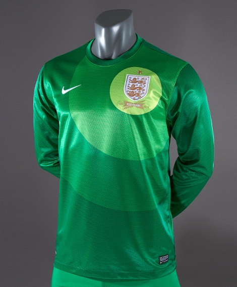 New England Goalkeeper Kit
