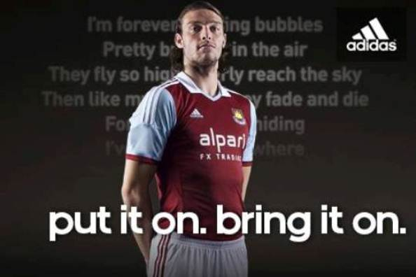 Carroll WHUFC Shirt