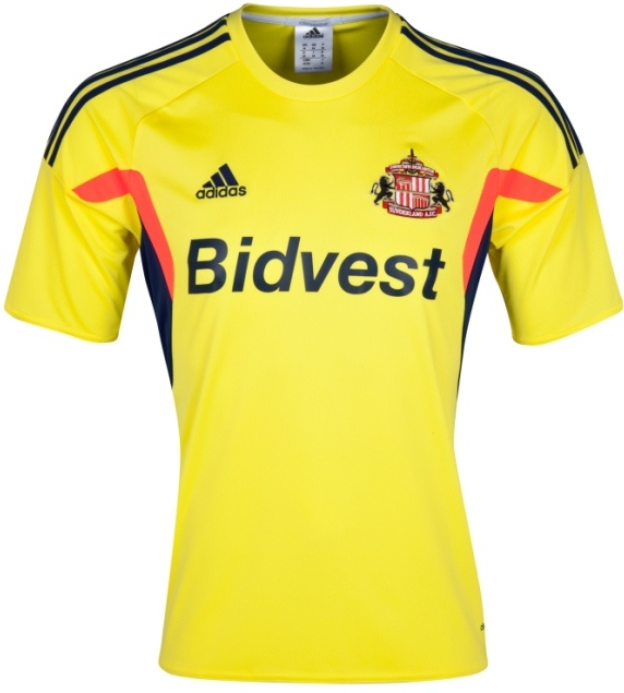 Sunderland New Kit 2013 14