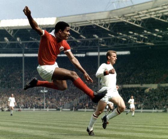 Eusebio Milan Wembley