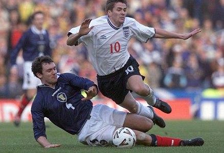 England v Scotland 2000