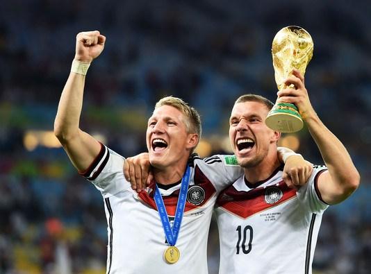 Germany Champions WC