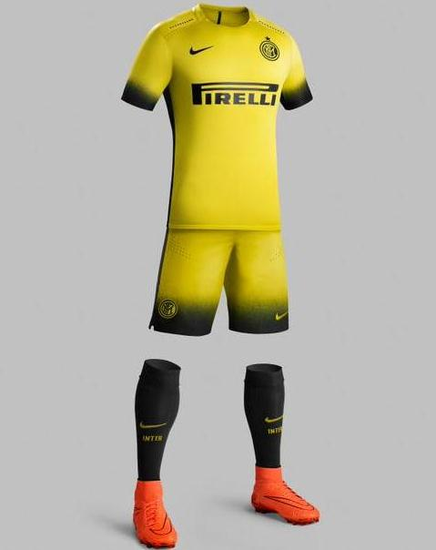 Inter 2015 16 Third Kit