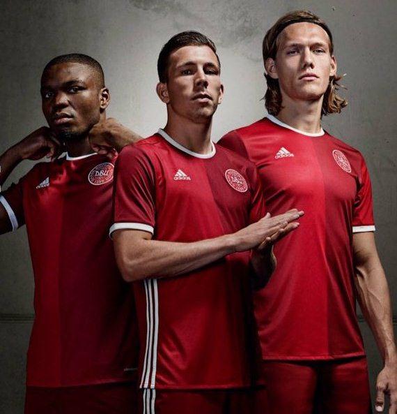 Denmark Football Shirt 2016