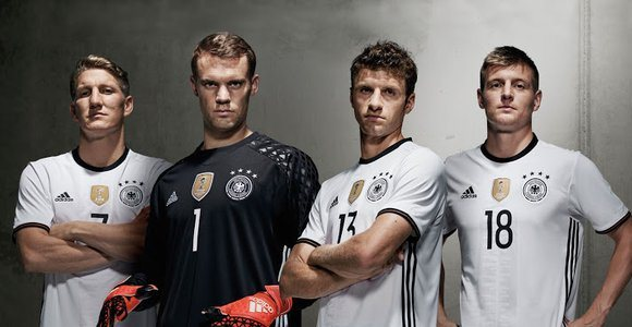 Germany Shirt Euro 2016