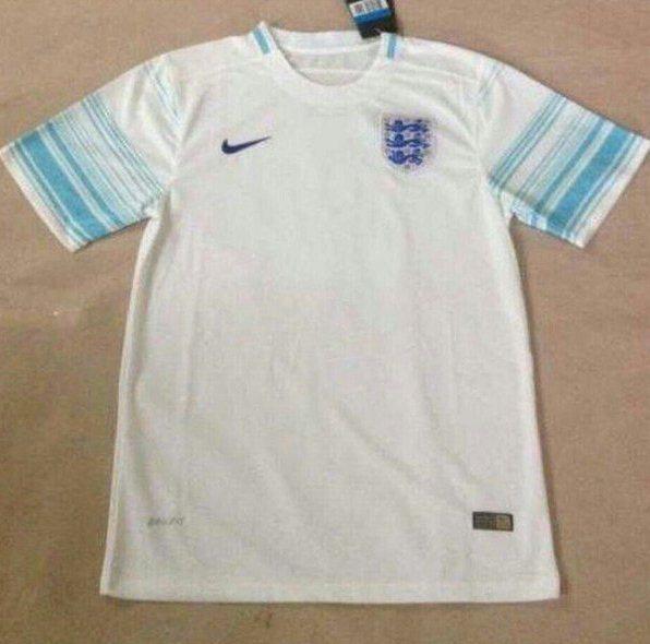 Leaked England Euro 2016 Shirt