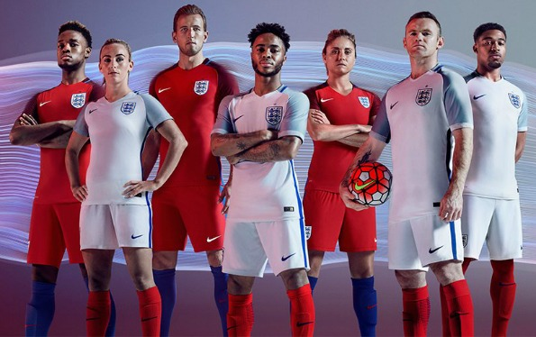 New England Kit Euro 2016