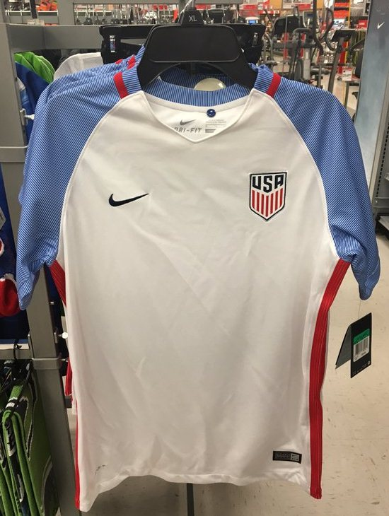 United States Copa America 2016 Jersey