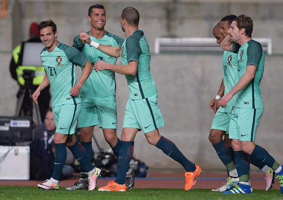Portugal Away Kit 16 17