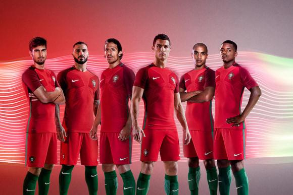 Portugal New Home Kit 16 17