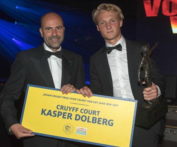 Dolberg Ajax